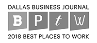 Dallas Business Journal Best Places to Work 2018