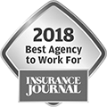 Insurance Journal Best Agency to Work For 2018